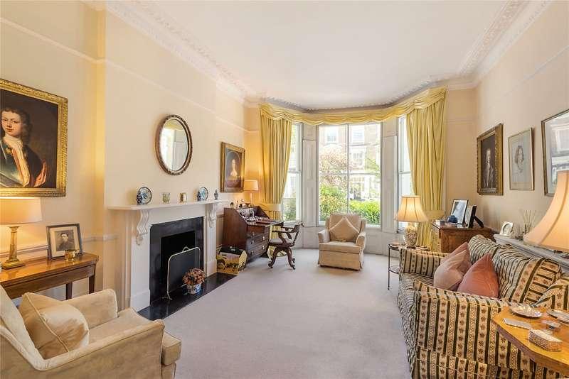 3 Bedrooms Maisonette Flat for sale in Warwick Gardens, Kensington, London, W14