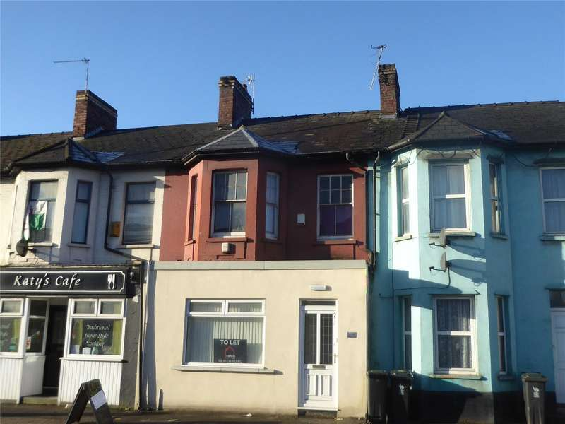 2 Bedrooms Flat for sale in Malpas Road Newport NP20