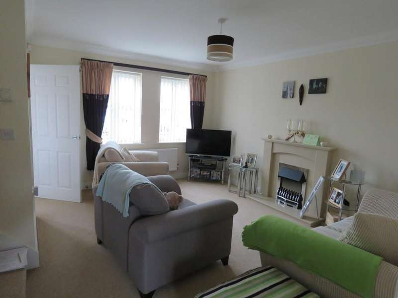 3 Bedrooms Semi Detached House for rent in Sleaford Road, Branston