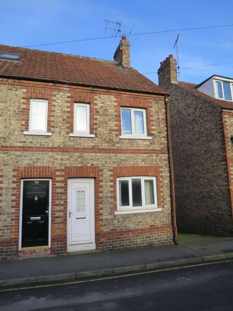 3 Bedrooms Terraced House for rent in 35 Wentworth Street, Norton YO17 7BN