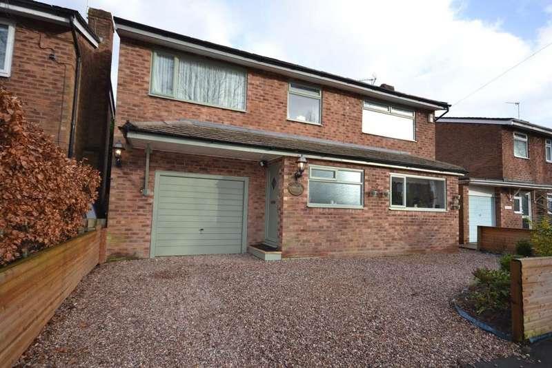 4 Bedrooms Detached House for sale in Winter Park, Oakfield Road, Alderley Edge
