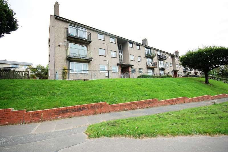 2 Bedrooms Ground Flat for rent in St Andrews Brae, Dumbarton G82 3AP
