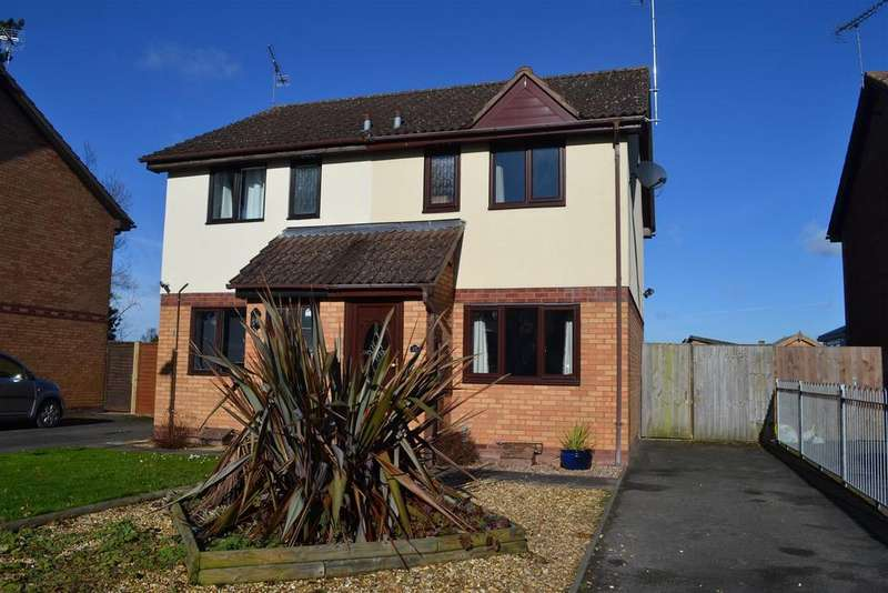 2 Bedrooms Semi Detached House for sale in Middlemarsh, Leominster