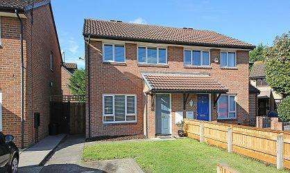 3 Bedrooms Semi Detached House for sale in Landseer Close
