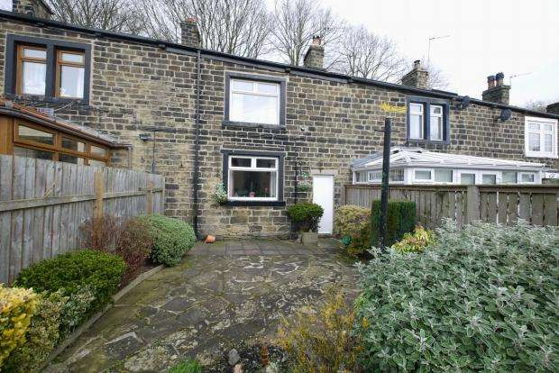 2 Bedrooms Terraced House for sale in Hoults Lane Greetland Halifax