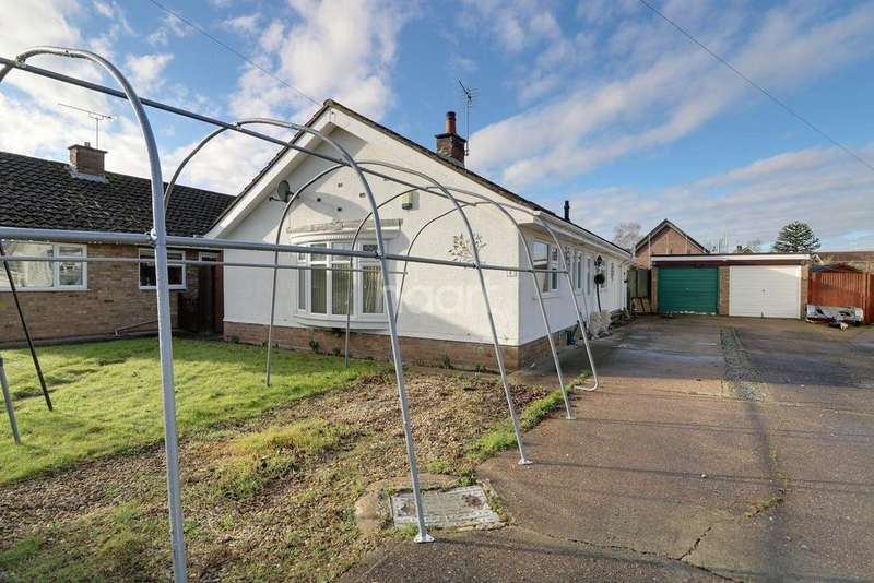 3 Bedrooms Bungalow for sale in Meadow Close, Scothern