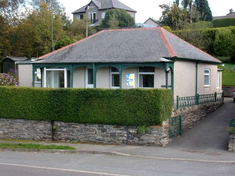 3 Bedrooms Detached Bungalow for sale in Highgate, Llan Ffestiniog LL41