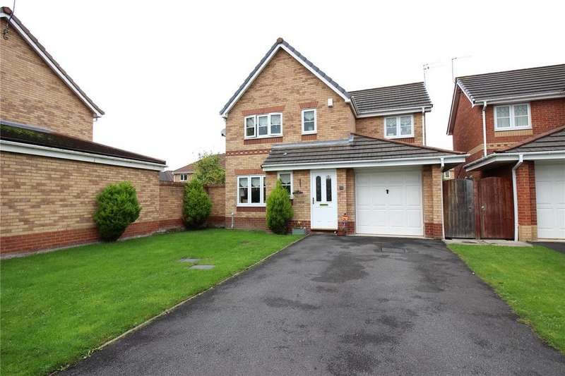 4 Bedrooms Detached House for sale in Kentwell Grove, West Derby, Liverpool, Merseyside, L12