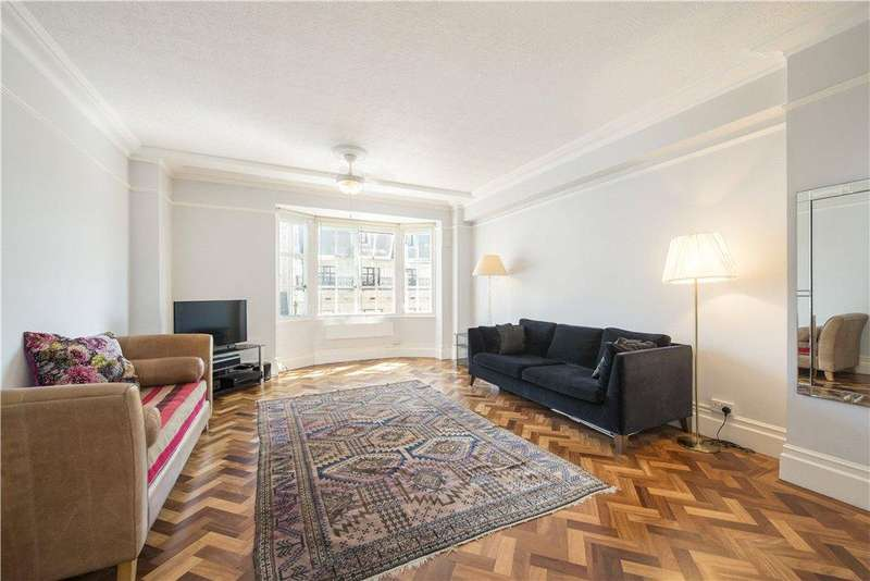 2 Bedrooms Apartment Flat for sale in Rossetti House, 106-110 Hallam Street, London