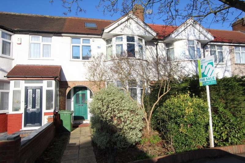 4 Bedrooms Terraced House for sale in Glebe Avenue, Kenton HA3 9LF