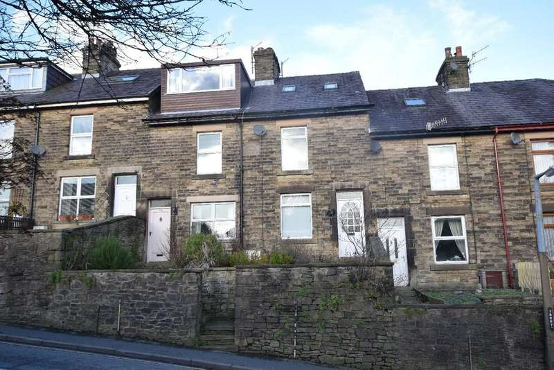 3 Bedrooms Terraced House for sale in Whaley Lane, Whaley Bridge,