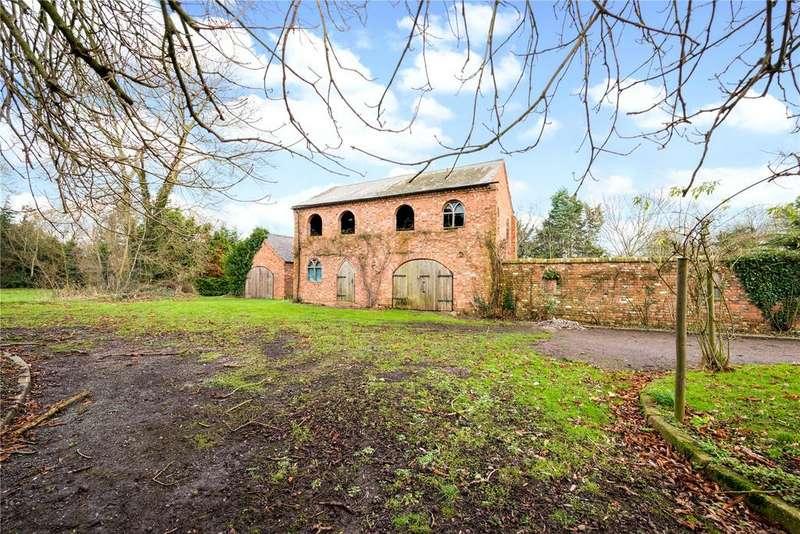 3 Bedrooms Detached House for sale in Bridgeman House, High Street, Bangor-On-Dee, Wrexham, LL13
