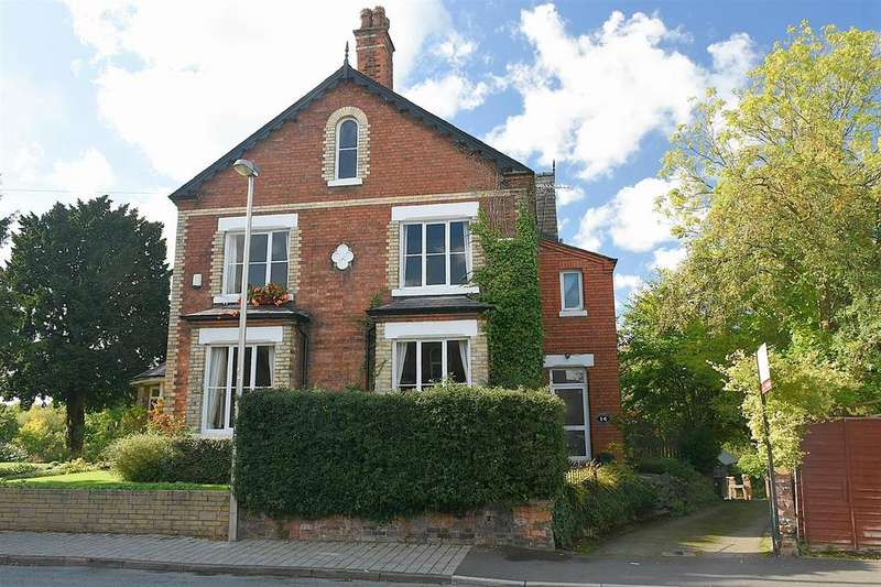 4 Bedrooms Unique Property for sale in The Crescent, Northwich