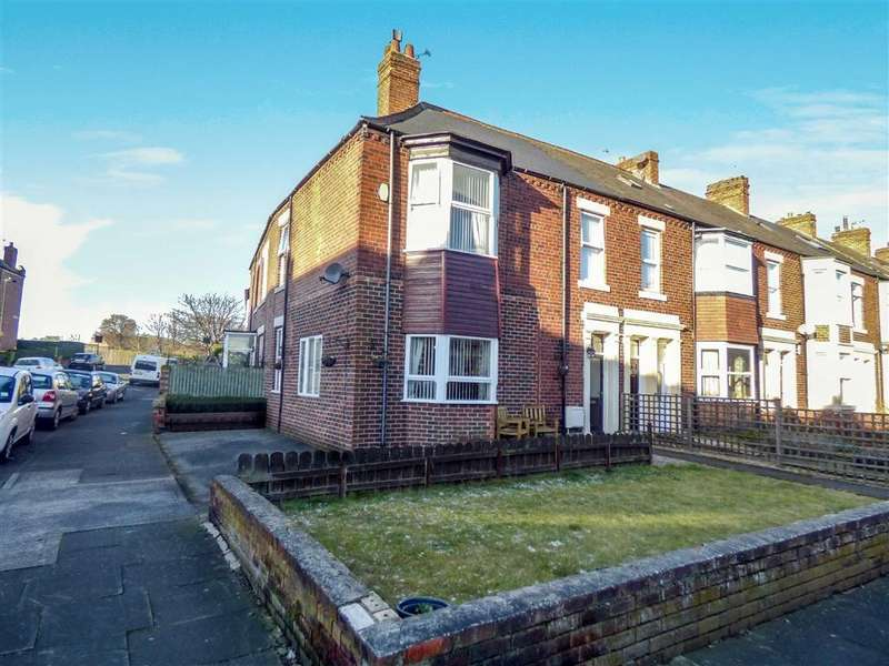 3 Bedrooms Terraced House for sale in Hulne Avenue, Tynemouth, Tyne And Wear