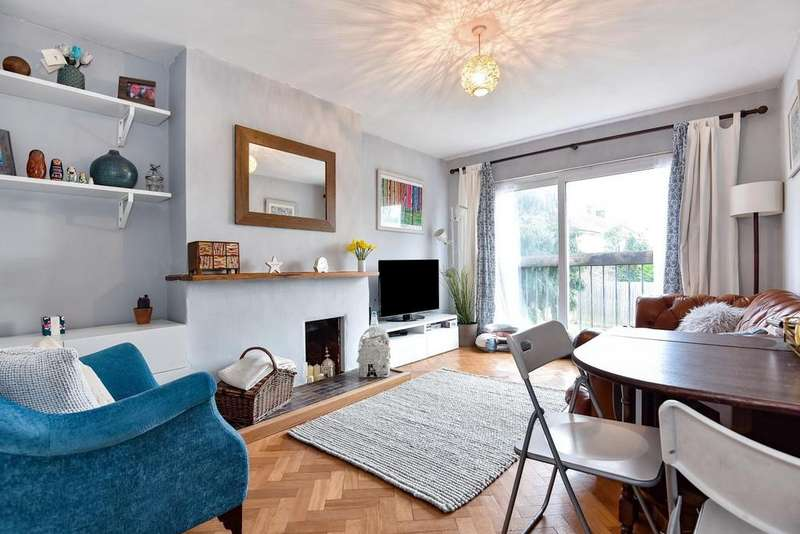 2 Bedrooms Flat for sale in Croxted Road, West Dulwich