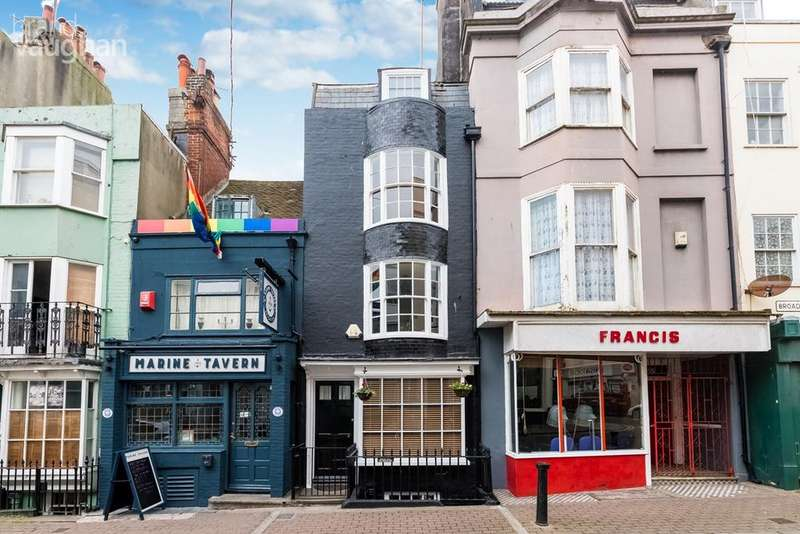 4 Bedrooms Terraced House for sale in Broad Street, Brighton, BN2