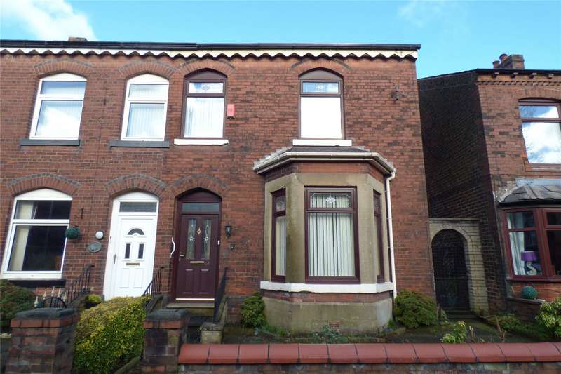4 Bedrooms Semi Detached House for sale in Queens Road, Chadderton, Oldham, Greater Manchester, OL9