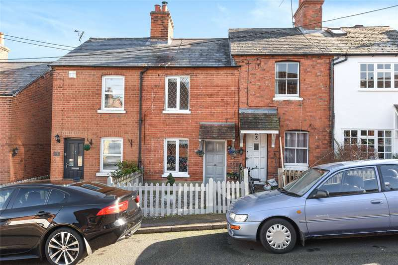 2 Bedrooms Terraced House for sale in Rose Hill, Binfield, Berkshire, RG42
