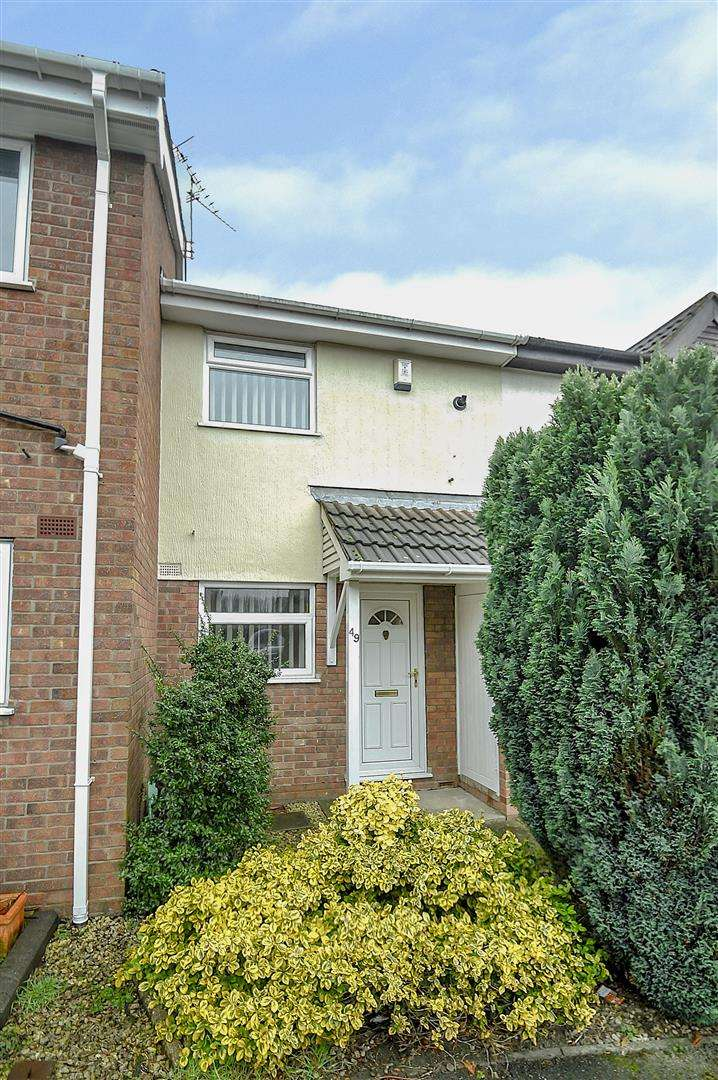 2 Bedrooms Terraced House for sale in Purdy Meadow, Sawley