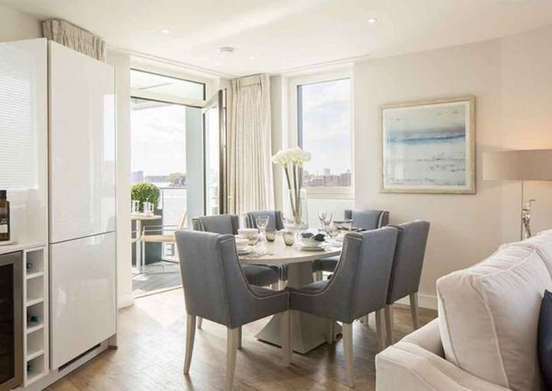 2 Bedrooms Apartment Flat for sale in Greenwich, London SE10