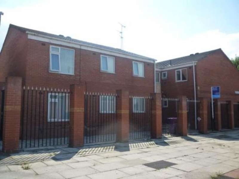 2 Bedrooms Apartment Flat for sale in Kearsley Close, Kirkdale, Walton L4