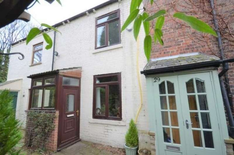2 Bedrooms Terraced House for sale in Roger Lane, Wrenthorpe WF2