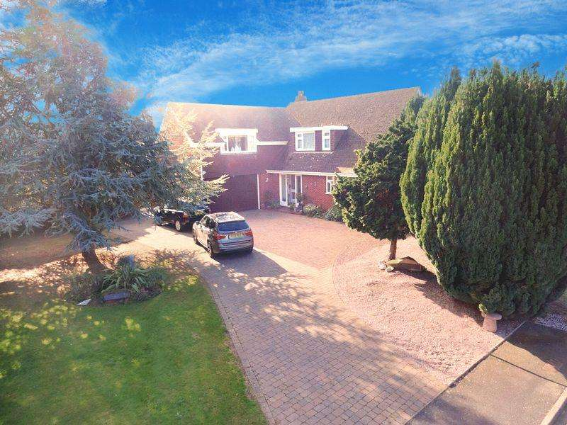 4 Bedrooms Detached House for sale in Areley Court, Stourport-On-Severn DY13 0AR
