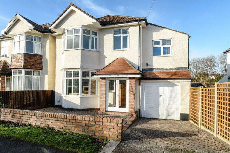 4 Bedrooms Detached House for sale in Kewstoke Road, Bristol