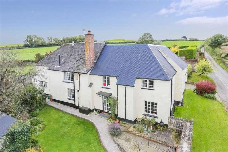 5 Bedrooms Detached House for sale in Dainton, Newton Abbot, Devon, TQ12