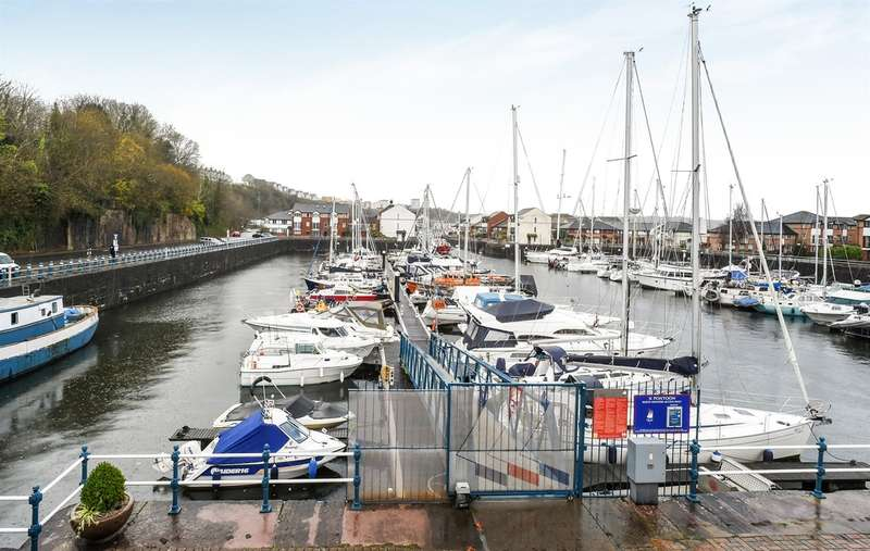 1 Bedroom Terraced House for sale in Custom House Place, Penarth