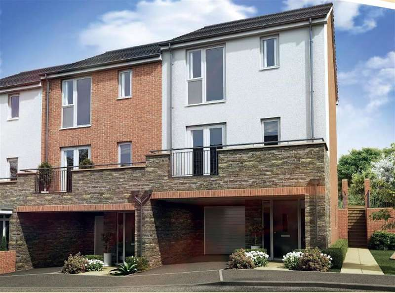 3 Bedrooms Town House for sale in Gower Road, Sketty, Swansea