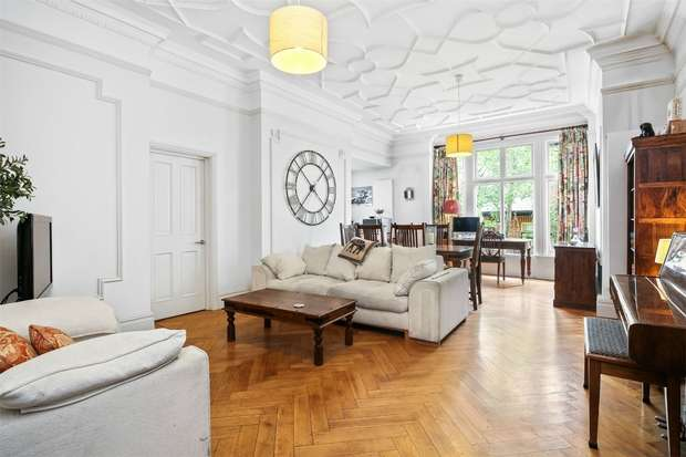 2 Bedrooms Flat for sale in Park Hill, Ealing