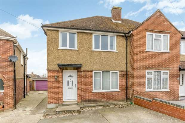 3 Bedrooms Semi Detached House for sale in The Furrows, Harefield, Uxbridge, Greater London