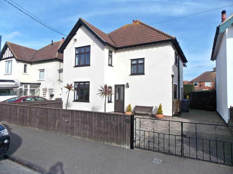 3 Bedrooms Detached House for sale in Manwick Road, Felixstowe, IP11