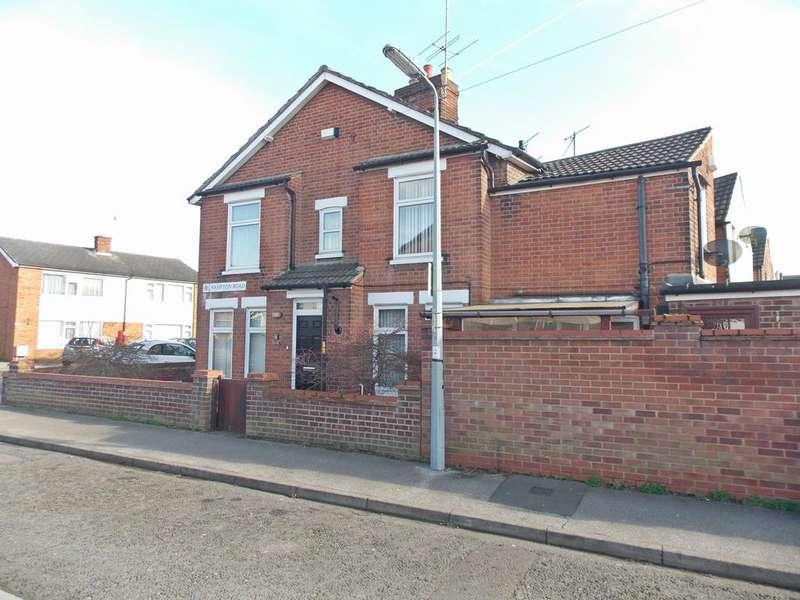 2 Bedrooms End Of Terrace House for rent in Hampton Road, Felixstowe