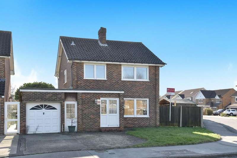 3 Bedrooms Detached House for sale in Round Grove, Shirley