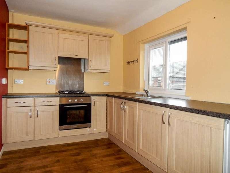 2 Bedrooms Flat for sale in South Eldon Street, South Shields