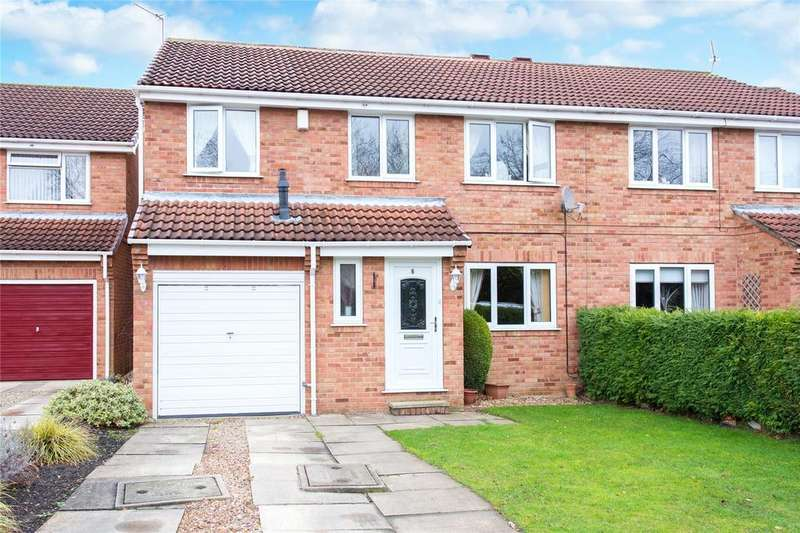 5 Bedrooms Semi Detached House for sale in Osprey Close, York, YO24