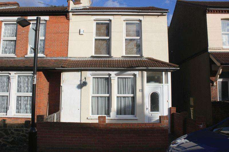 2 Bedrooms End Of Terrace House for sale in The Grove, Southend-On-Sea