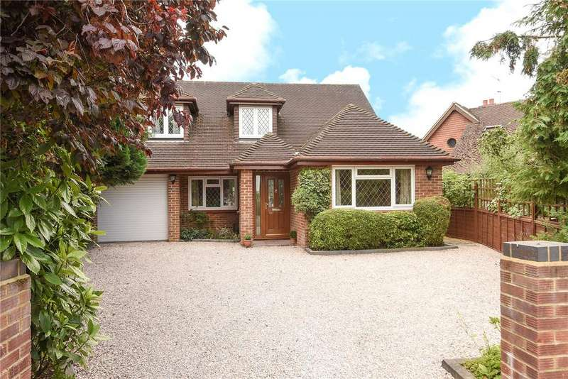 4 Bedrooms Detached House for rent in Western Avenue, Egham, Surrey, TW20