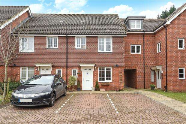 3 Bedrooms End Of Terrace House for sale in Wayside, Winnersh, Wokingham
