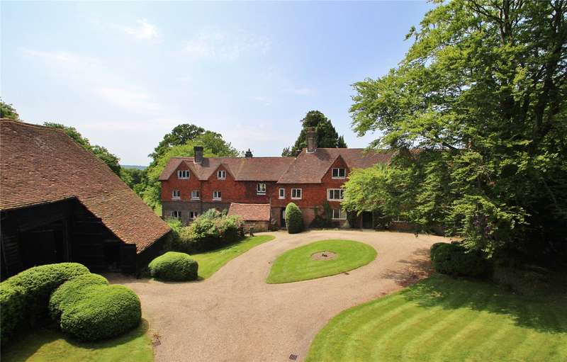 7 Bedrooms Detached House for sale in Horleigh Green Road, Five Ashes