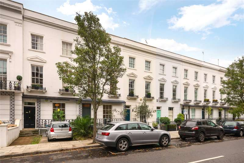 2 Bedrooms Maisonette Flat for sale in Chepstow Road, Notting Hill, London, W2