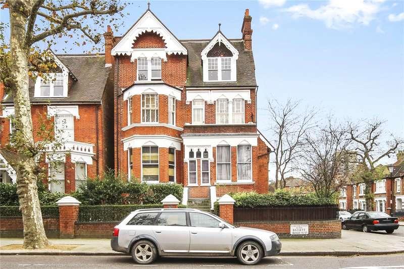 1 Bedroom Flat for sale in Bassett Road, North Kensington, London, W10