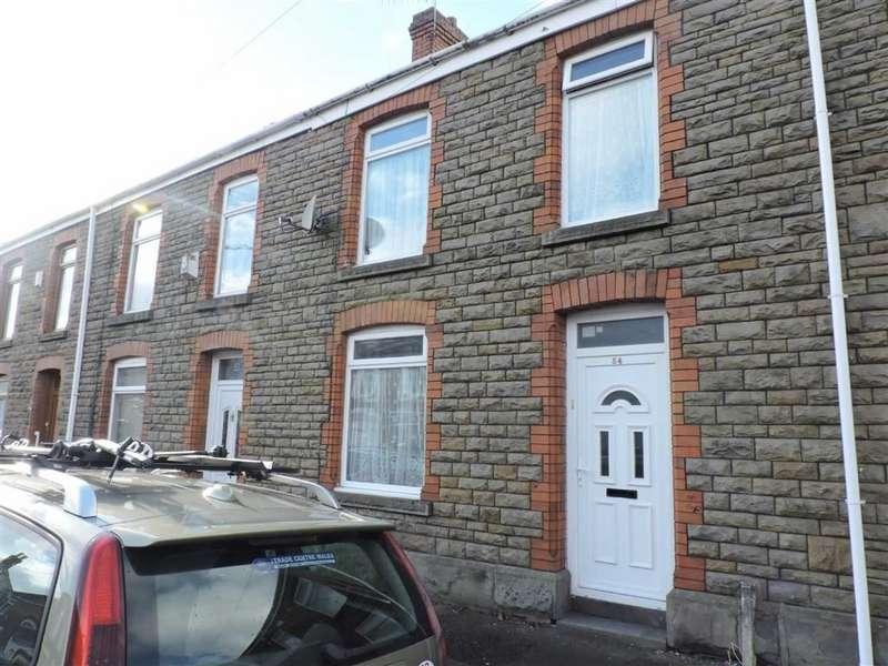 3 Bedrooms Terraced House for sale in Glantawe Street, Morriston