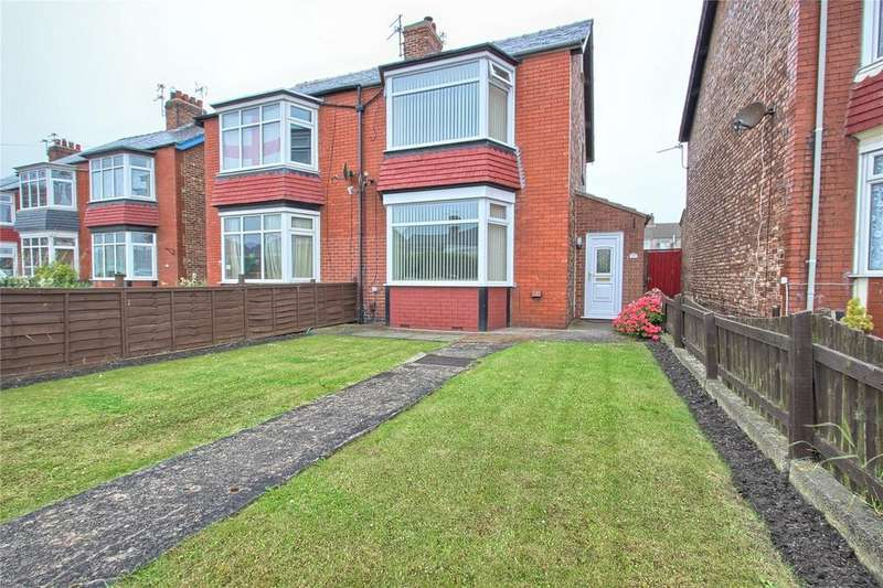3 Bedrooms Semi Detached House for sale in Dene Grove, Redcar