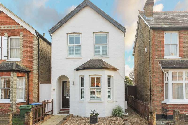 2 Bedrooms Detached House for sale in Weston Road, Thames Ditton