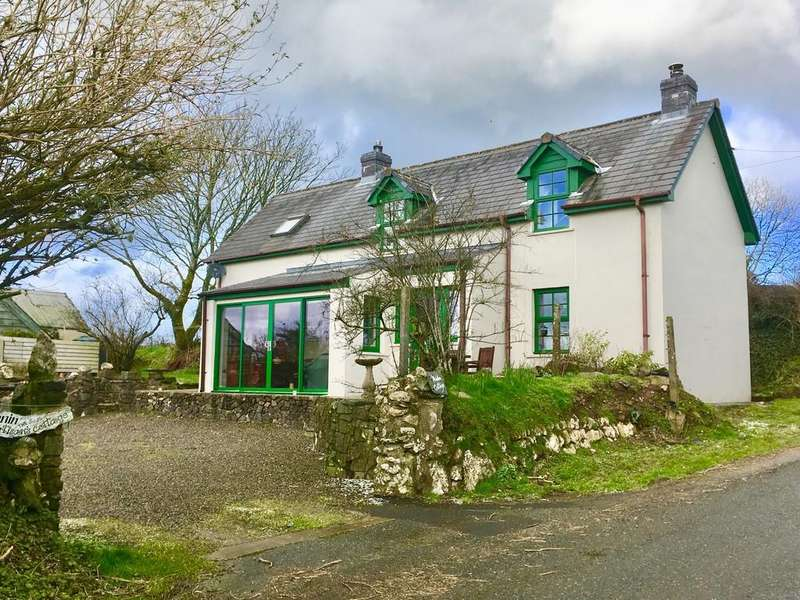 2 Bedrooms Cottage House for sale in Llys Y Fran, Haverfordwest