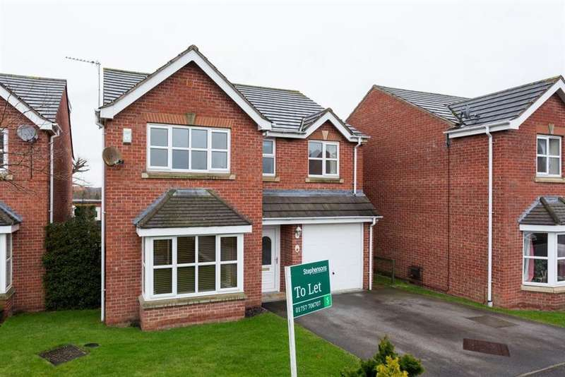 4 Bedrooms House for rent in HAMBLETON - HOLLY TREE COURT
