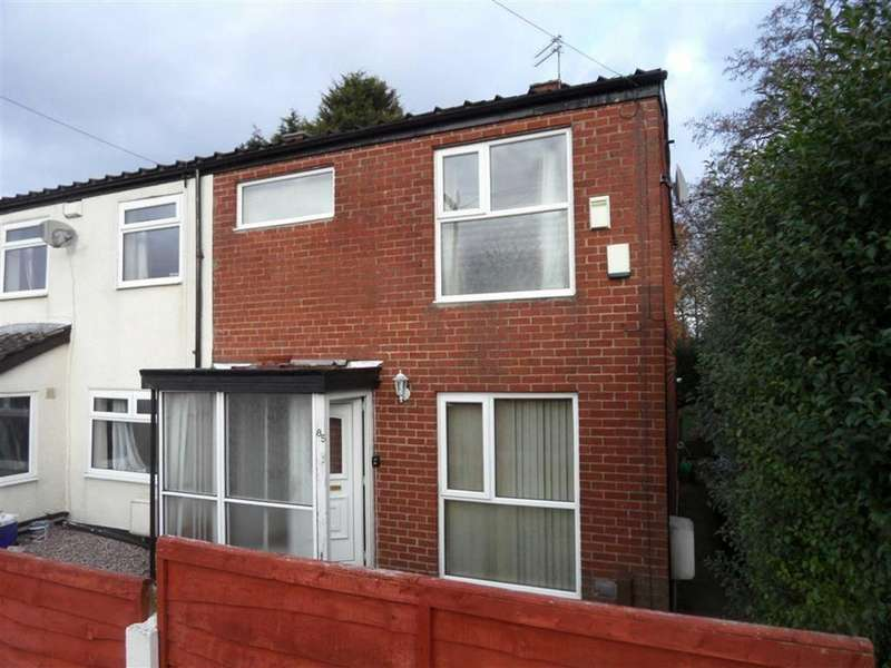 2 Bedrooms End Of Terrace House for sale in Clough Avenue, Wilmslow